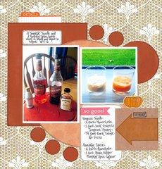 Tennesse Tuxedo and Pumpkin Spice