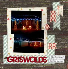 The Griswolds (Got Nothin' on Us)