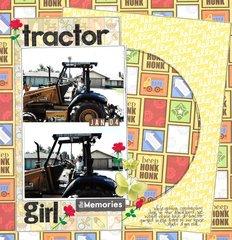 Tractor Girl - Jan 04