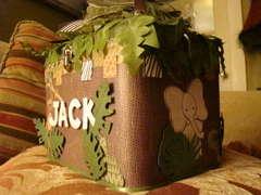 Baby Jungle Gift