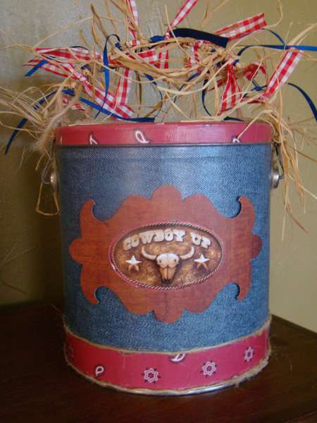 Western Paint Can