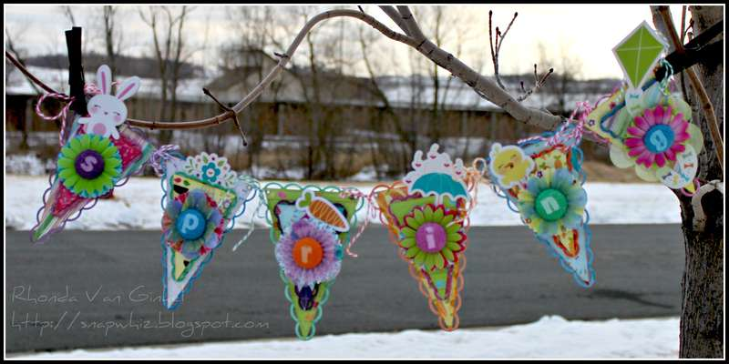 Spring Hippity Hop Banner