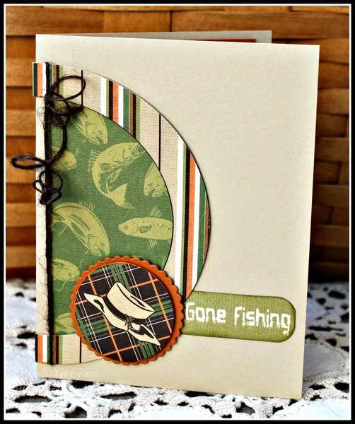 Gone Fishing!