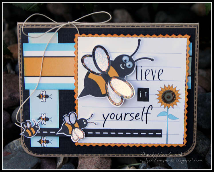 Beelieve in Yourself!