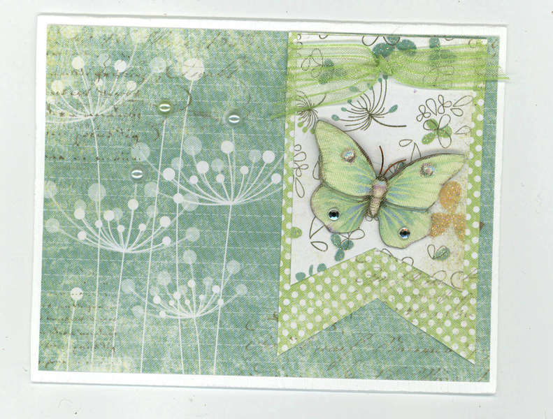 dandelion day card