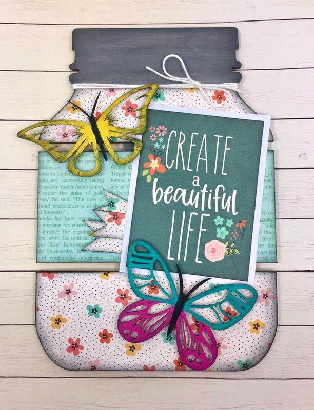 Create a Beautiful Life home decor