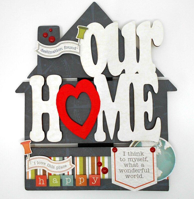 Our Home Home Decor