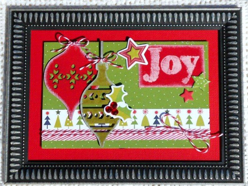 Joyful Interchangeable Frame