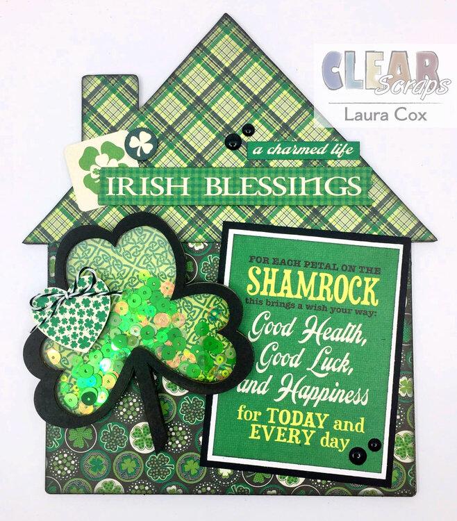 Irish Blessings Home Decor