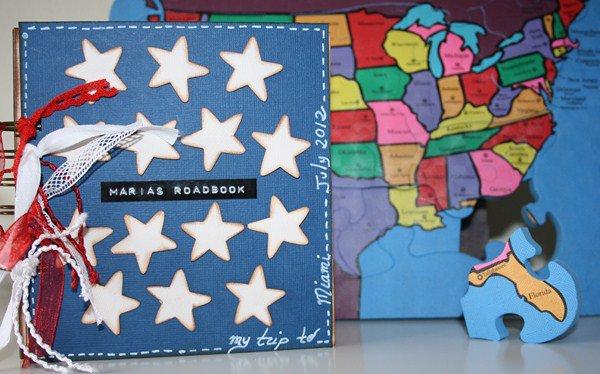 Maria's Travelbook