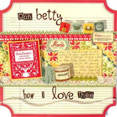 OOh Betty How I Love Thee