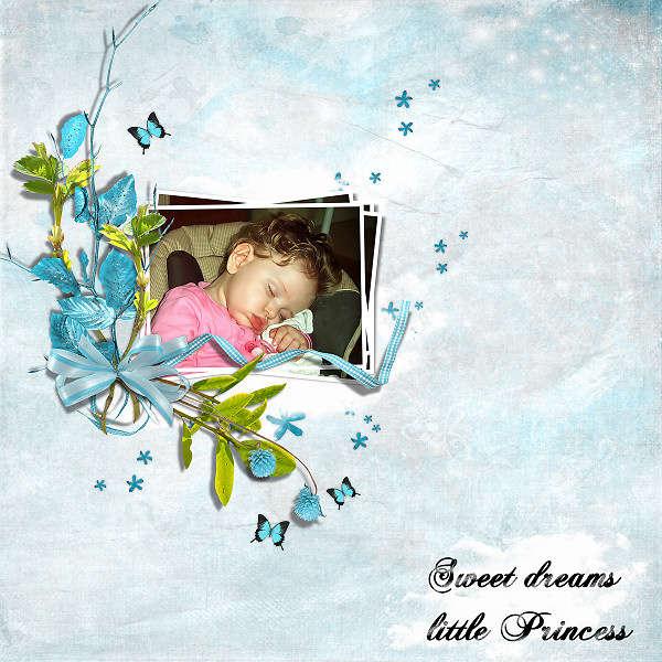 ... sweet dreams ... RAK for Nessska