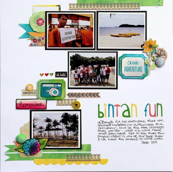 Bintan Fun **American Crafts**