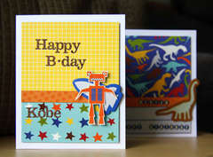 Happy B-day  **american crafts**