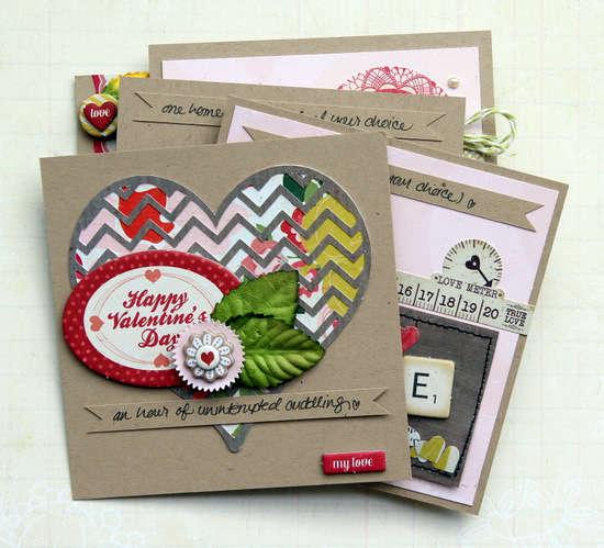 Box of Love  *Crate Paper*