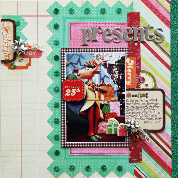Presents  **Collage Press**
