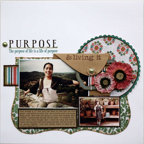 Purpose  (Lily Bee)