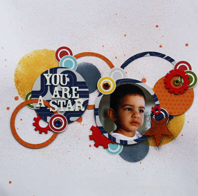 You are a Star  *american crafts*