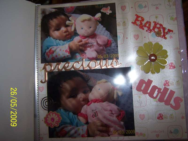 Precious baby dolls