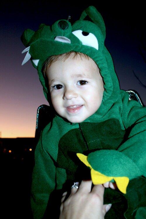 Gavin the dragon