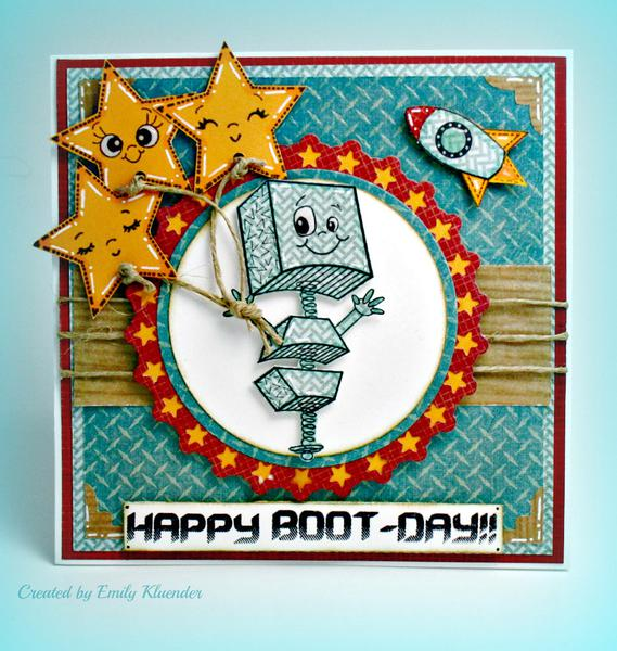 Happy Boot-Day