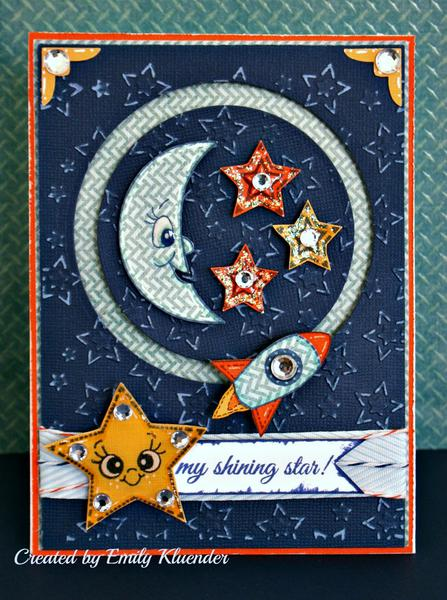 Slider card: My Shining Star!