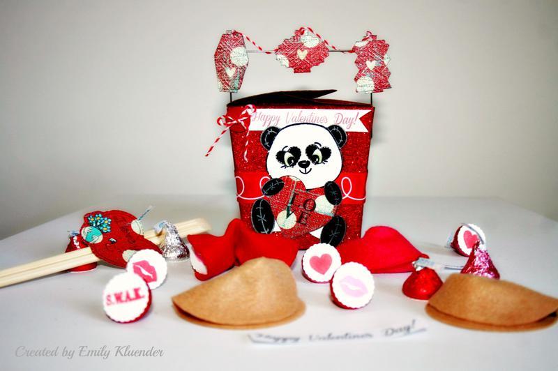 To Go Box: Panda Love