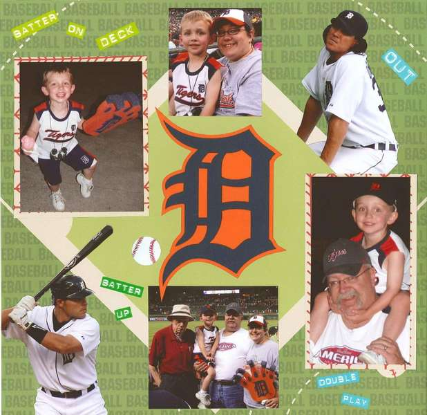 Tigers Game - Page 2