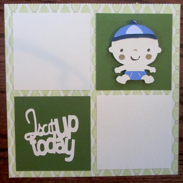 Baby Sat Up Page