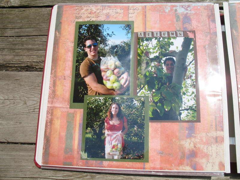 Autumn Harvest - Page #1