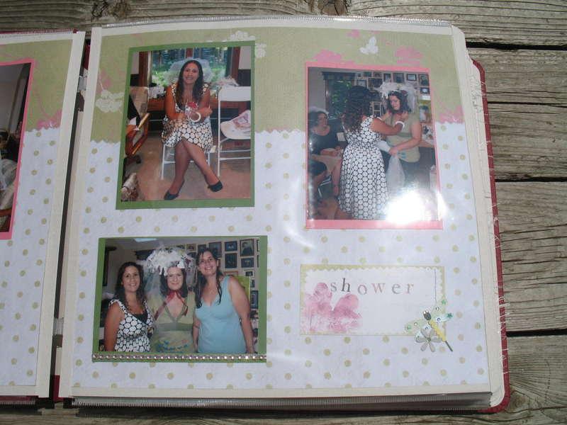 Rebecca's Bridal Shower - Page #2
