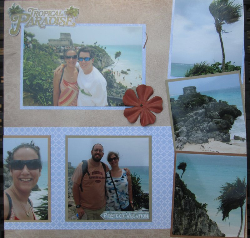 Tropical Paradise Page 2