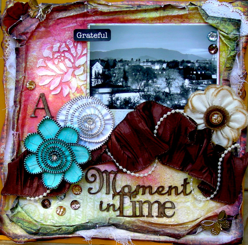 "A Moment in Time ""Scrap That! June Kit Reveal"