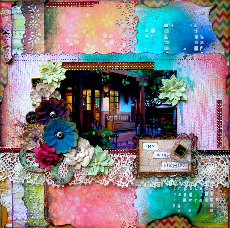 "Inn on the Alameda ""Scrap That! June Kit Reveal"""