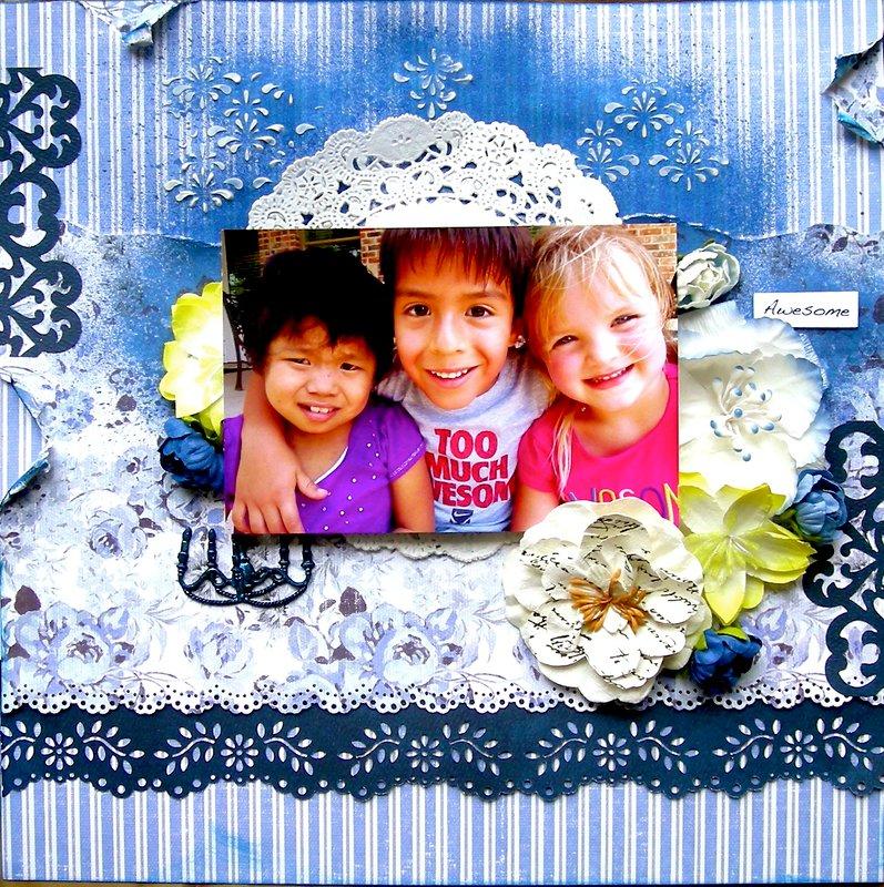 """Awesome ~  """"C'est Magnifique January Kit"""""""