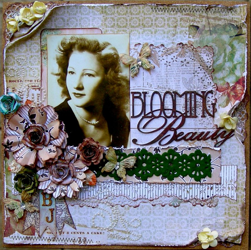 """Blooming Beauty"" Scrap That! July Kit Reveal ""Hope Chest"""