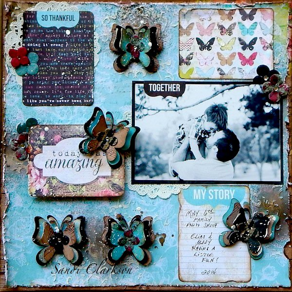 Amazing ~ My Creative Scrapbook