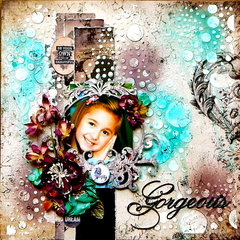 Gorgeous ~ Creative Embellishments