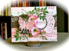 Celebrate ~ Mother's Day card ~