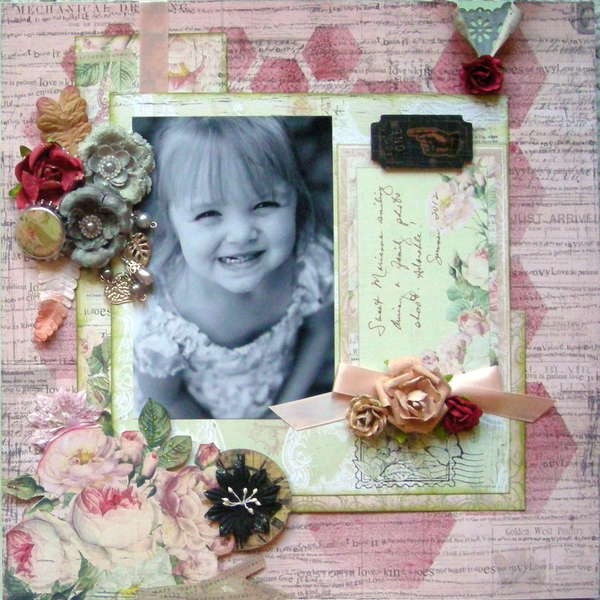 Scrap That! October Kit ~ Tip Toe Through Fall