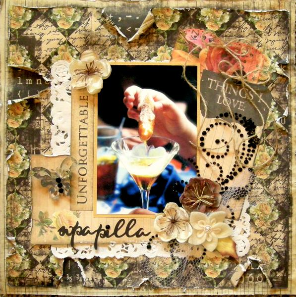 Unforgettable ~ Scrap That! February Kit Reveal ~ With Love ~