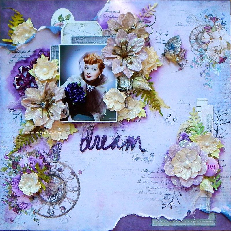 Dream ~ April Scraps of Elegance Kit