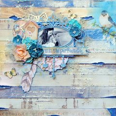 Perfect Day ~ Scraps of Elegance June Kit 2107