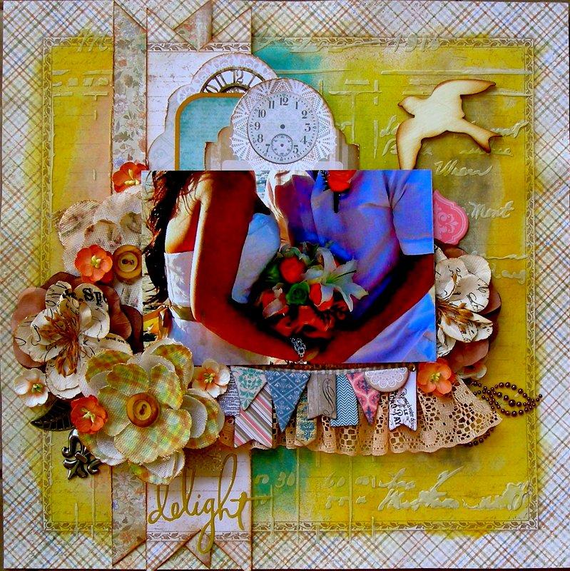 """Delight """"C'est Magnifique"""" November Kit"""