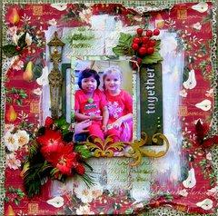 Together ~ DT work for Creative Embellishments ~