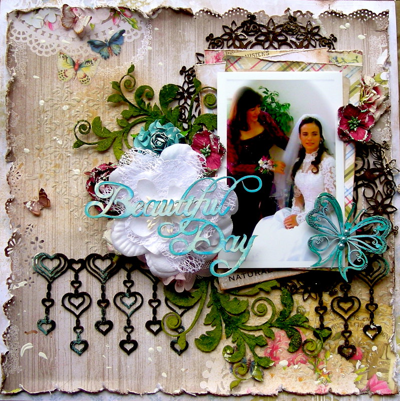 "Beautiful Day ""Creative Embellishments"""