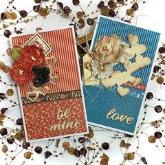 Valentines ~ Creative Embellishments