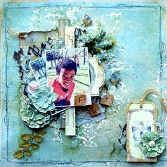 Fly ~ Scraps of Elegance April Kit