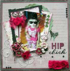 Hip Chick * Flying Unicorn December Kit of the Month *