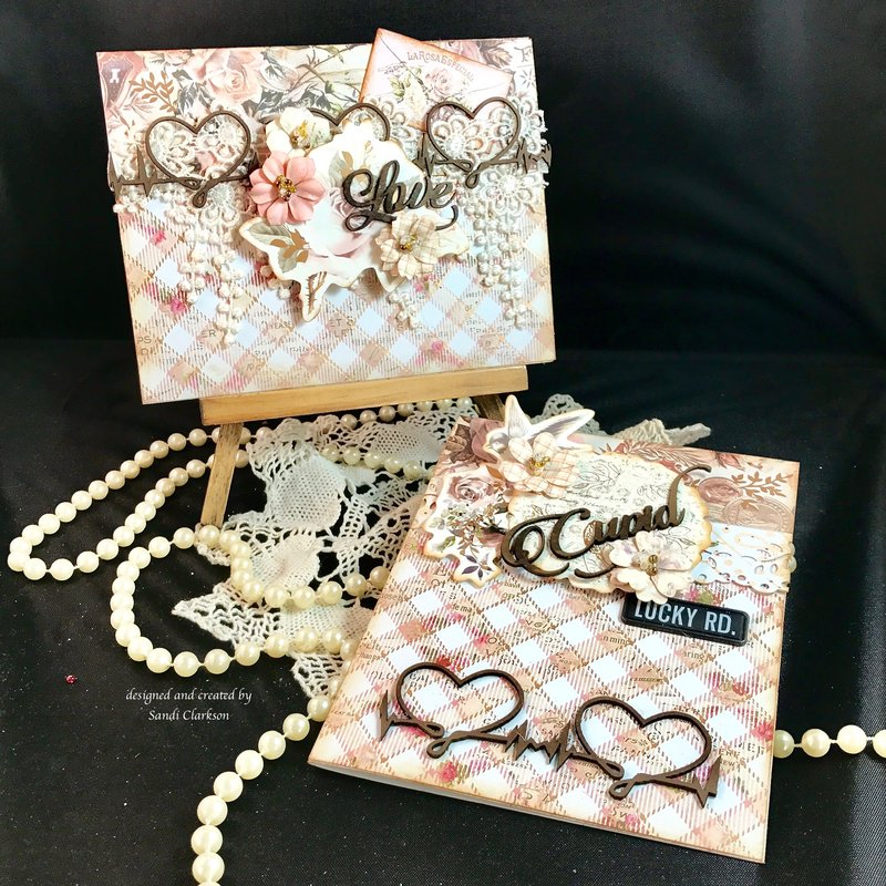 February Challenge at Creative Embellishments